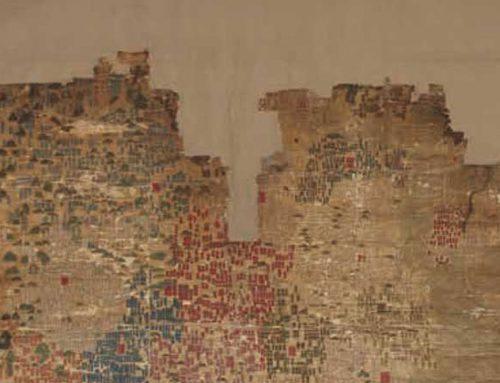 보물 제1601호 '조선본천하여지도'