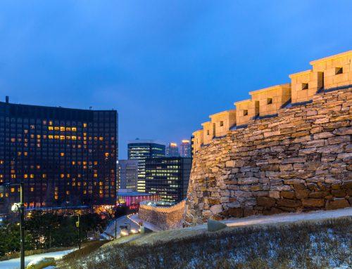서울 관광안내 앱 '서울 한양도성'